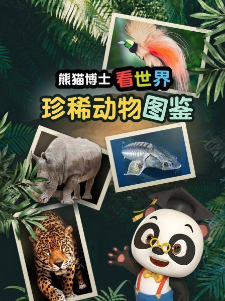 熊猫博士看世界:珍稀动物图鉴免费在线播放